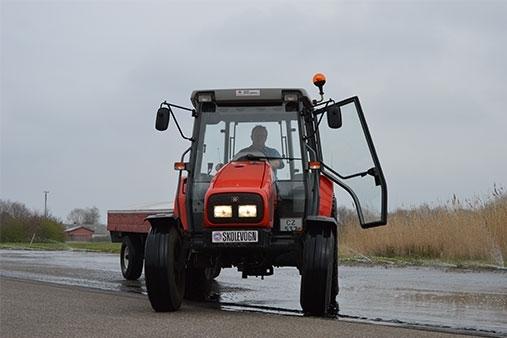 Kat. TM - Traktor